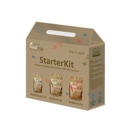 Powder Feeding Bio Starter Kit