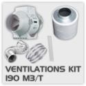 Ventilations Kits